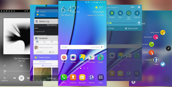 Samsung Galaxy Note 5 обзор