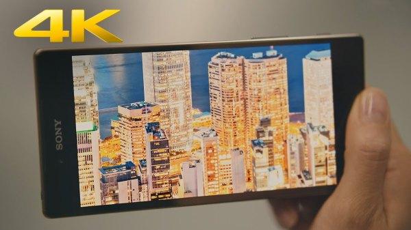 экран Sony Xperia Z5 Premium