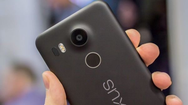 Камера LG Nexus 5X