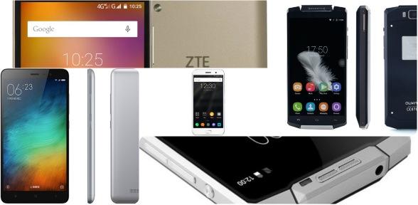 смартфоны с мощной батареей