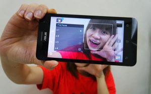 Asus Zenfone Selfie дисплей