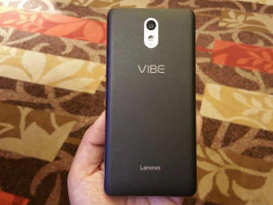 камера Lenovo Vibe P1m
