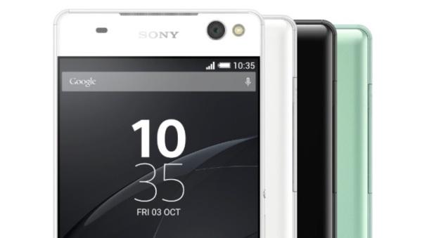 Селфи-смартфон Sony Xperia C5 Ultra Dual