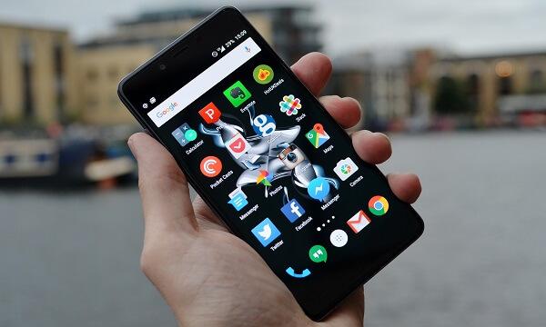 OnePlus X UI