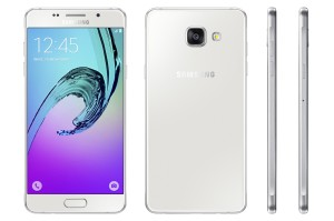 белый Samsung Galaxy A5 (2016)