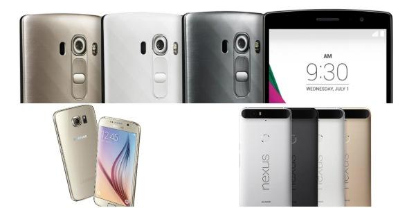 Лучшие камерофоны на Android