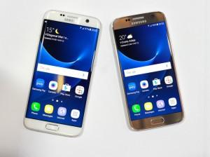 внешний вид Samsung Galaxy S7