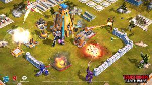 битвы в Transformers: Earth Wars  на андроид