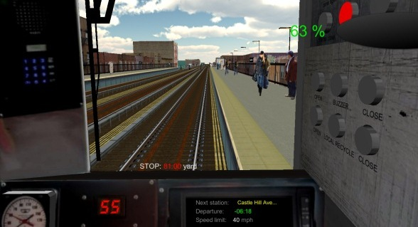 Subway Simulator New York