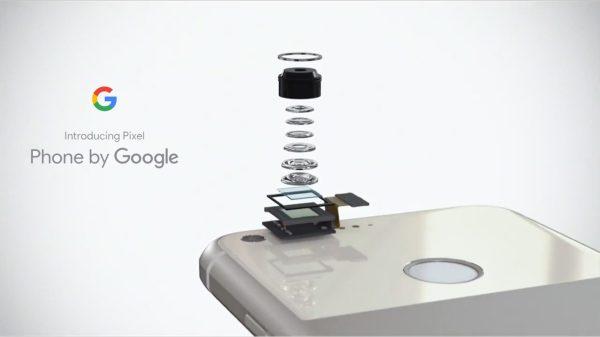Камера Google Pixel XL