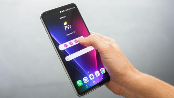 Экран LG V30
