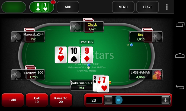Poker боты на pokerstars eu