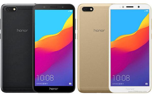 Дизайн Honor 7S